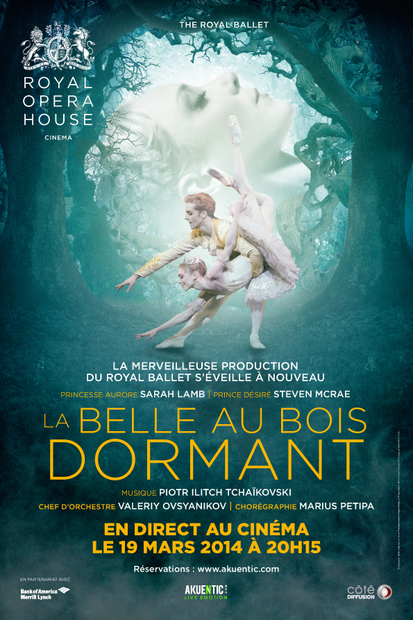 LA BELLE AU BOIS DORMANT  CGR Events