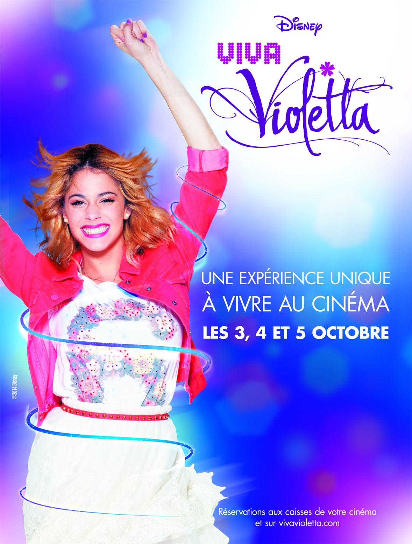 Viva Violetta Cgr Events