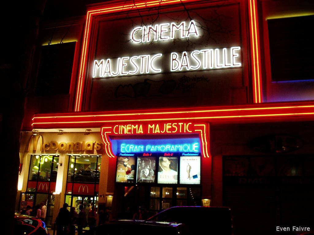 Majestic Bastille  CGR Events