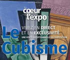 Au cœur de l'expo - Le Cubisme