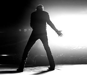 Concert Johnny Hallyday