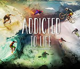 LA NUIT DE LA GLISSE 2014 - ADDICTED TO LIFE