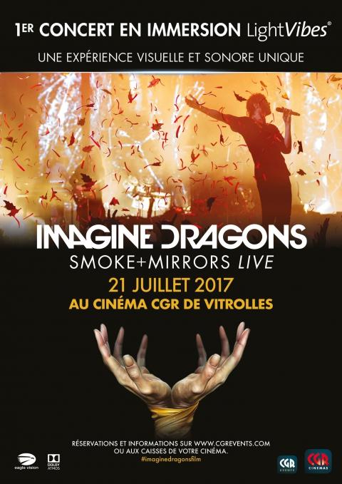 Imagine Dragons | Immersion LightVibes