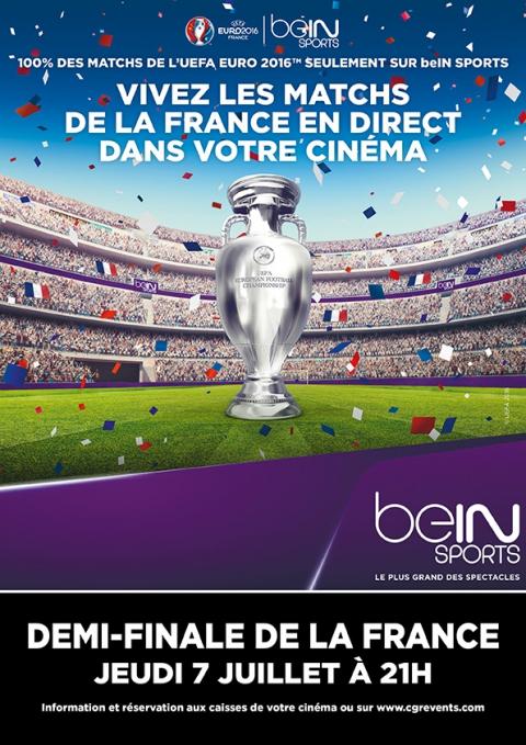 UEFA EURO 2016 | Demi-finale