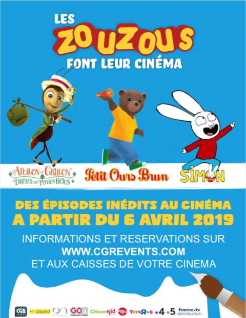 Les Zouzous font leur cinéma #2