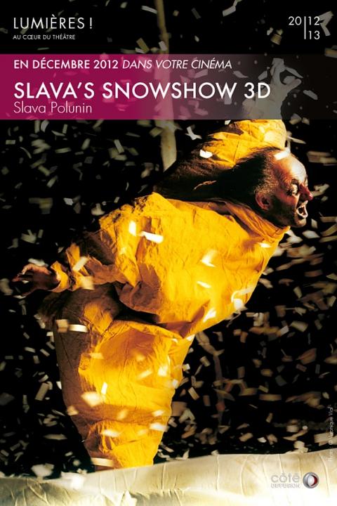 SLAVA'S SNOWSHOW 3D