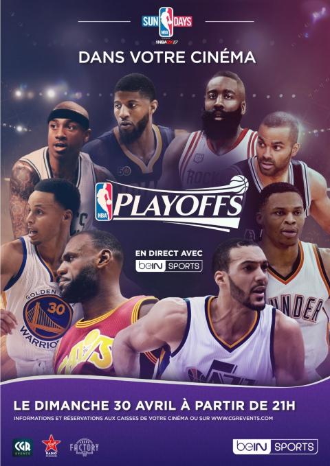 NBA PLAYOFFS 2017