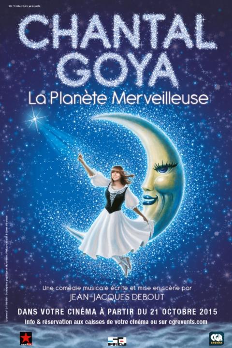 Chantal Goya | La Planète Merveilleuse