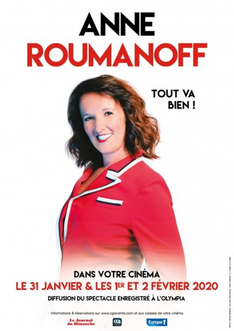 ANNE ROUMANOFF TOUT VA BIEN