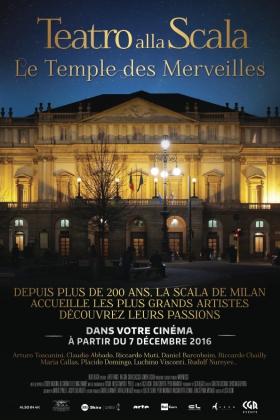 La Scala de Milan - Le temple des merveilles