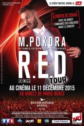 Matt Pokora RED Tour