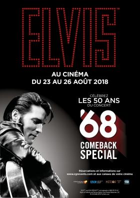 Elvis Presley : 68 comeback special