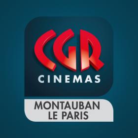 CGR Montauban Le Paris