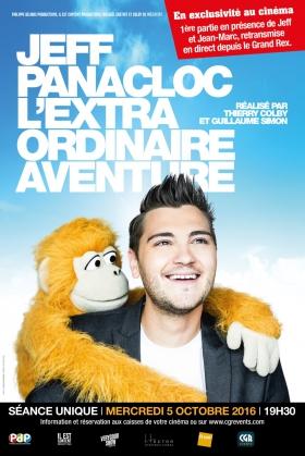 Jeff Panacloc | L'extraordinaire aventure